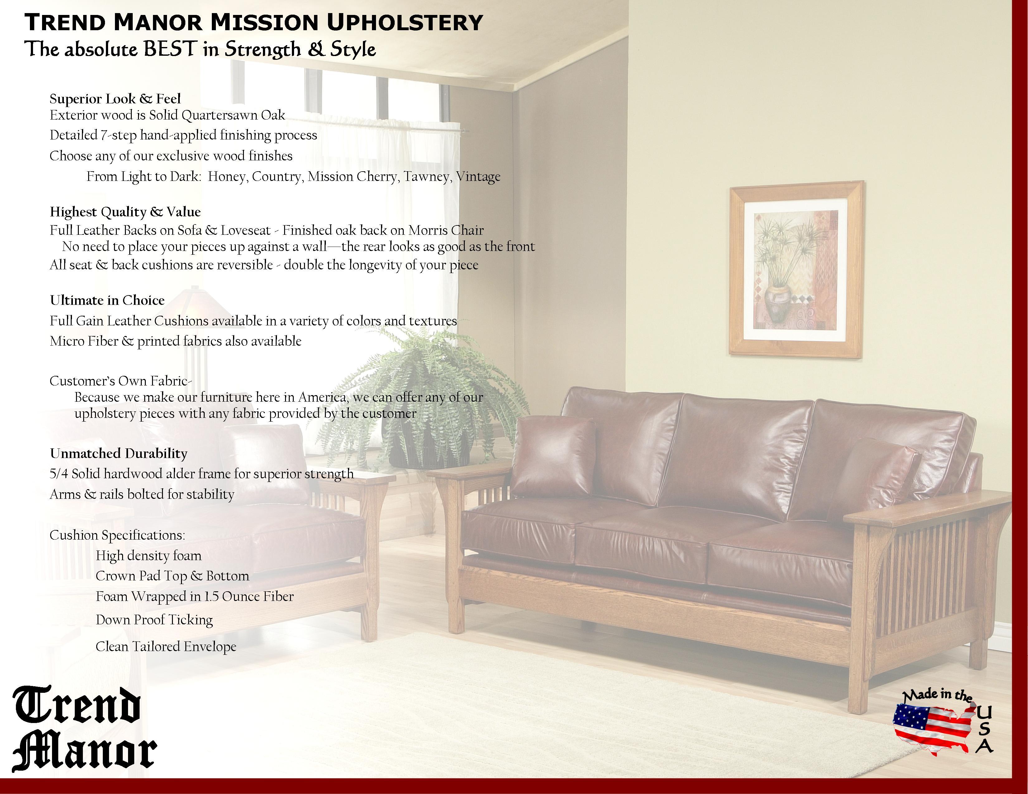 958l Trend Manor Furniture