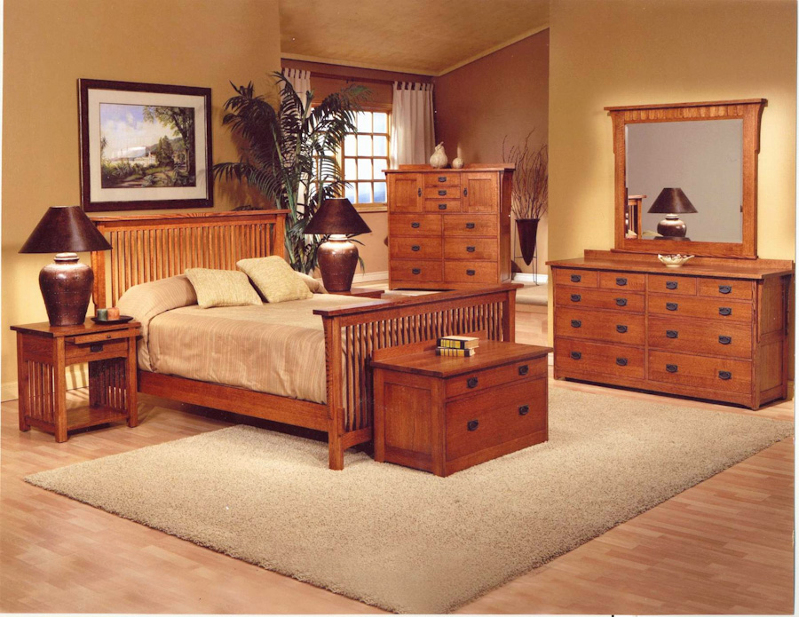 3000 Mission Bedroom Collection Trend Manor Furniture